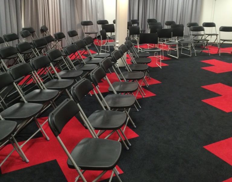 Event publik stolar