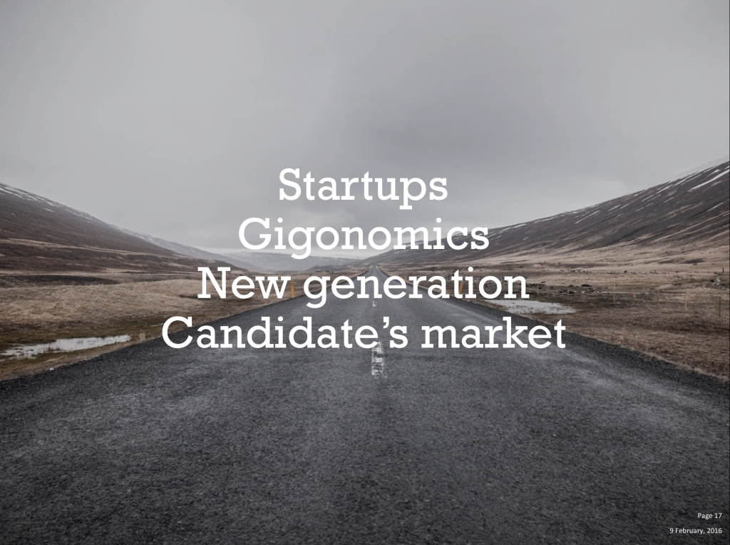 Bonnier Digital Forum - changing market