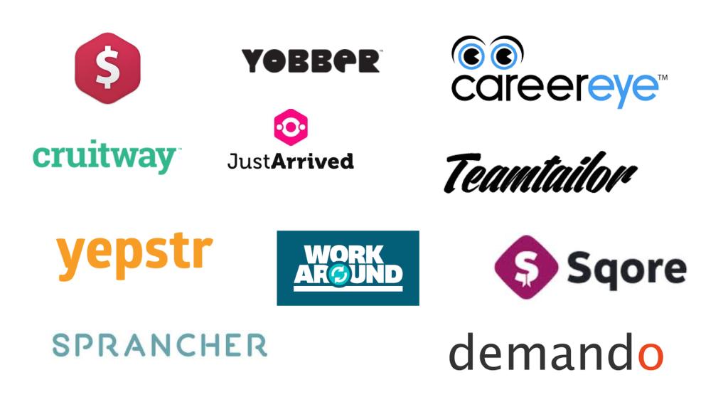 HR startups Sverige